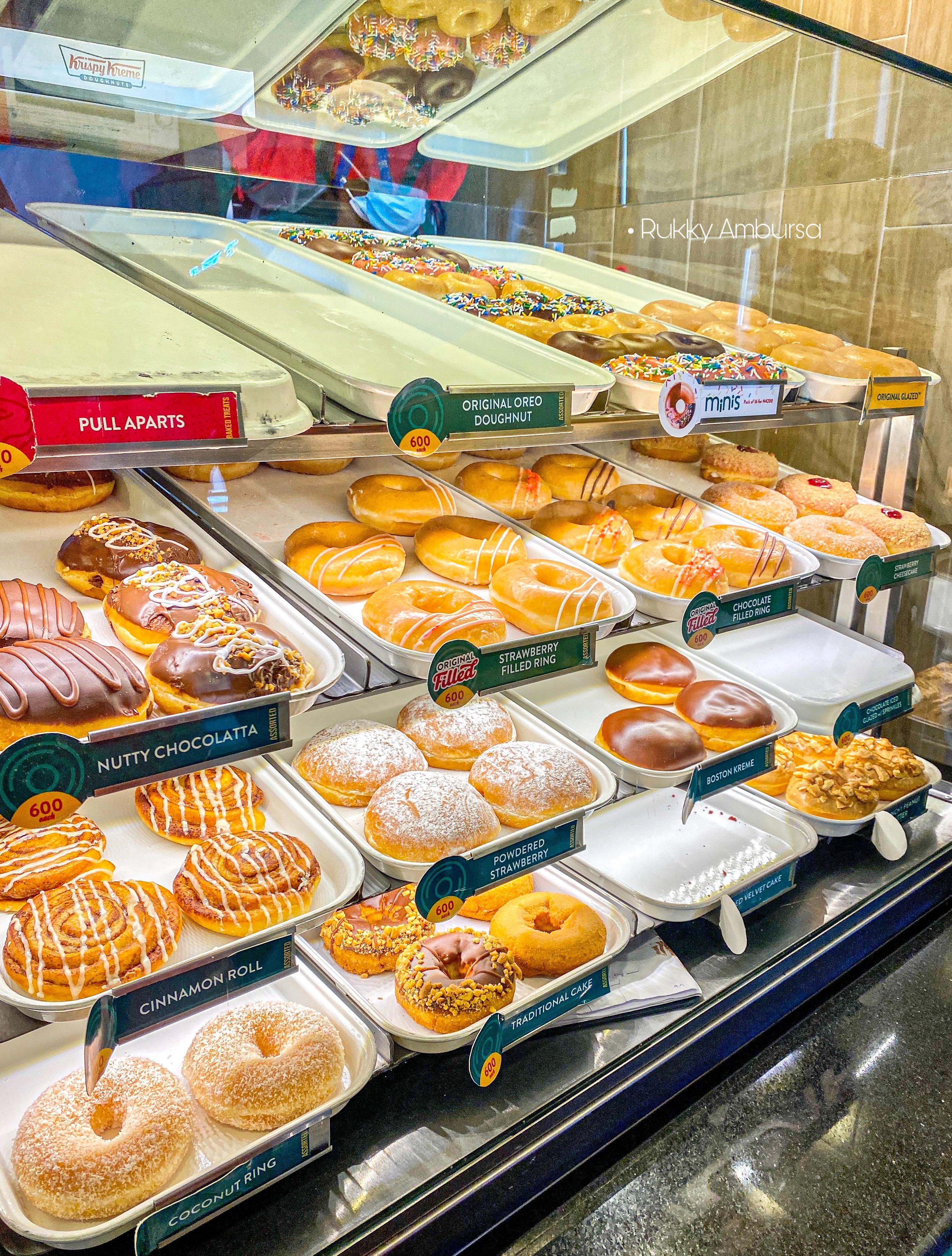 Krispy kreme Lagos Nigeria